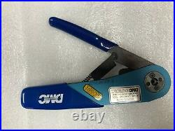 1x DMC M22520/2-01 Afm8 Crimping Tool With K1057 Positioner & Box & Data Sheet