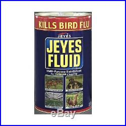 25Ltr JEYES FLUID Multi-Purpose Disinfectant for Outdoor Use