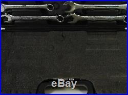 62pc METRINCH Combination Wrench & Socket Set Metric or SAE
