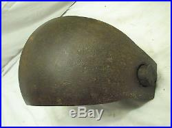 Antique Blacksmith Hand Forged/Wrought Iron Deep Bowl Adze Coopers Wood Tool