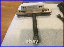 Antique Snap-On Tools Puller set Lot CJ-21-2A jaws CJ 87-1 Cj-78 11 piece lot