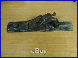 Arthur Goldsborough Patent Challenge Plane 18 Inch Rare Vintage Hand Plane