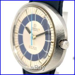 Auth OMEGA Geneve DYNAMIC Tool. 107 Hand-winding Men's Watch E#82241