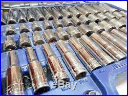 Blue Point BLPGSS3885 85 Piece 3/8 Drive SAE & Metric General Service Set