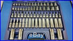 Blue Point Socket Set 77pc 3/8 Dr General Service Set 277MBPGSSUK