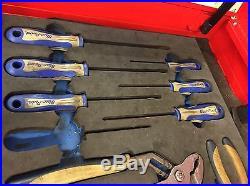 Bluepoint By Snap On Starter Set Spanner Set Screwdriver Set Grip Plier Set