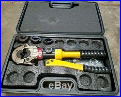 Bpress copper crimp hydraulic tool plumbing viega kempress 15,20,25mm Duopex