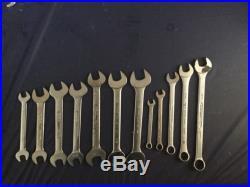 Britool Tools Used Job Lot Metric And AF