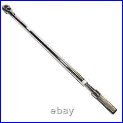 CDI 6004MFRMH 3/4-In Drive 100-600 ft. Lb. Dual-Scale Click-Type Torque Wrench
