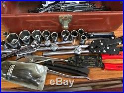 CRAFTSMAN Vintage Mixed Tool Box/Set MECHANICS TOOL SET (BEP004354)