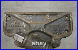 Columbian 10 9R Quick Release Woodworking Vise Wood Worker Vice for Bench