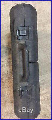 Craftsman 124 Piece Tool Set (MADE IN USA) Metric And SAE 1/4 3/8 1/2