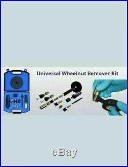 DYNOMEC Locking Wheel Nut Remover Set used by AA RAC. LATEST KIT DY1000