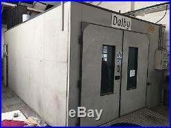 Dalby Spray Booth