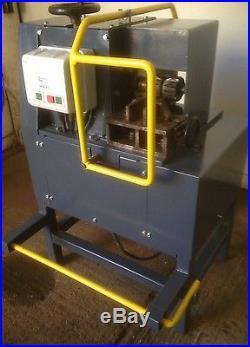 Deltax cx2010 copper cable stripper scrap metal recycling