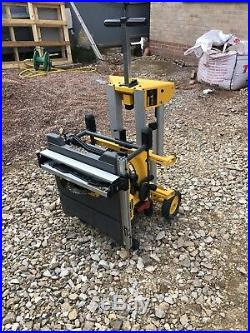 Dewalt Dcs7485 54v Table Saw And Stand