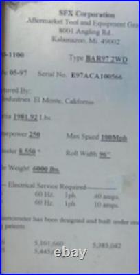 Dyno Rolling Road 2wd Dynamic Test Bed Dynamometer