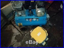 EZE 24 render plaster spray machine 110v with compresor