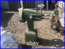 F J Edwards Swaging Machine Sheet Metal Fabrication