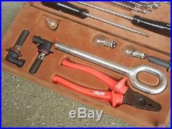 Ferrari Testarossa Toolkit / Tool Kit & Free Shipping