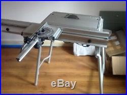Festool cms ge, festool cms ts 55 module, festool ts55 and more 240v used