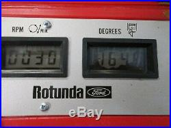 Ford Rotunda Otc Tool 78-0100 Diesel Tach Timing Meter Tool