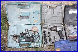 Garage tools set