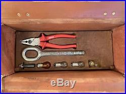 Genuine Ferrari 348 355 Schedoni Complete Tool Kit Screwdriver Pliers Wrench