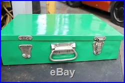 Greenlee 7310 Slug/Buster 1/2-4 Conduit Size Hydraulic Knockout Punch Set