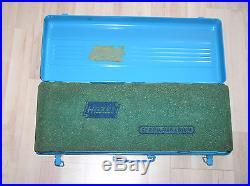 HAZET 4500 / 1 Großer Werkzeugsatz Spezialwerkzeug Vergaser im Metallkasten Top