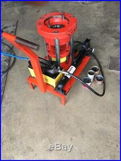 HYDRALOK Hydraulic Hose Swager Portable, Hand Or Air