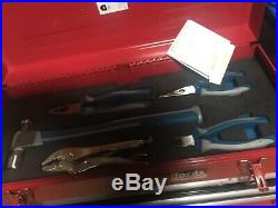 Halfords Advanced 121 Piece Tool Set With Case Mobile Car Maintenance £400 RRP