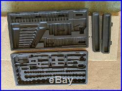 Halfords Advanced 170 Piece Socket & Ratchet Spanner Set