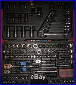 Halfords Advanced / professional 170pcs socket set