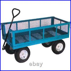 Heavy Duty Garden Cart Hand Wagon Tool Cart 400KG Capacity NEWithBOXED PRO9850010A
