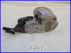 Hitachi VB16Y Portable Rebar Bending and Cutting Machine
