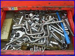 Huge Job Lot Of Mechanics / Engineers Tools Sockets / Spanners / Screwdrivers