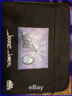 Jesse James West coast choppers Mac Tools 2 Torque Wrench 3/8 Drive Kit Rare