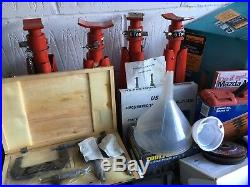 Job Lot Garage Mechanics Tools