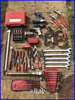 Used Hand Tools | Job Lot Of Snap On, Mac Tools And Blue
