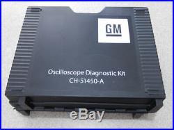 Kent Moore CH-51450-A Oscilloscope PicoScope Diagnostic Kit Tool