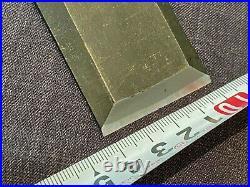KiyohisaUsu Nomi42mmJapanese Paring Chisel / SlickWoodworkingHand Tool