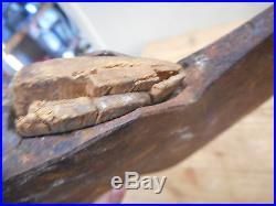 L234- Antique Hand Forged J. B. Stohler 2 x 2 Broad Axe Schafferstown, Pa