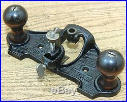 LITTLE USED MILLERS FALLS No. 67 ROUTER PLANE-ANTIQUE HAND TOOL