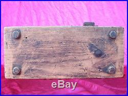 L S Starrett Company's 1865 #1 Food Chopper Hasher Micrometer Caliper Tool