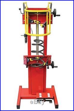 Laser Tools Pneumatic Coil Spring Compressor 1600kg 6050