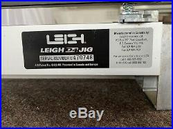 Leigh D4 Jig with cutters
