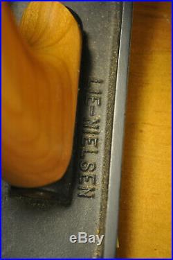 Lie Nielsen 10-1/4 Bench Rabbet Plane