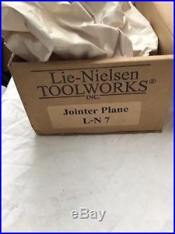 Lie Nielsen No7 Jointer Plane