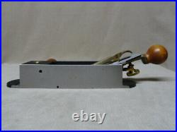 Lie-Nielsen No. 9 Cabinet Makers Miter Mitre Hand Plane Unused Earlier Model